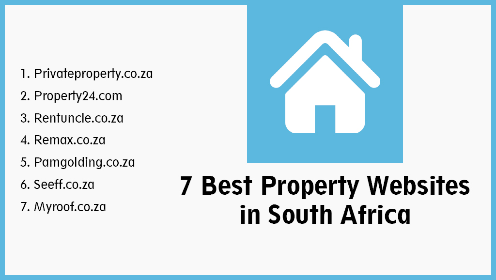 7 Best Property Websites in South Africa (for real estate professionals)